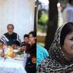 همسر رهبر فقید آزربایجان ابوالفضل ائلچی بی درگذشت