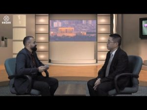 ژاپن سیاست بیلیمجی کئیسوکئ واکیزاکا ایله سؤیله شی