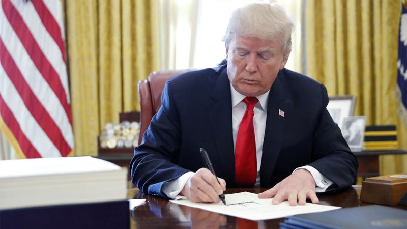 ترامپ: ایران هیچ جنگی را نبرده است