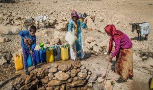 مردم بلوچستان در نبود زیرساختها بر اثر بیابی جان خود را از دست میدهند