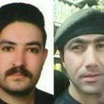 توحید امیر امینی و کیانوش اصلانی دو تن از فعالین تورک به ۱۴ سال حبس...