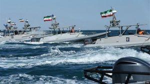 ماجراجویی ناموفق قایقهای سپاه علیه کشتی بریتانیایی
