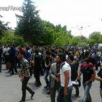 به مناسبت سالگرد حوادث کوی دانشگاه تهران و دانشگاه تبریز