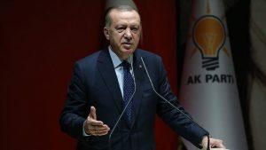 اردوغان: کریدور ترور در شرق فرات را منهدم میکنیم