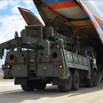ترکیه سه محموله از سامانه موشکی اس-۴۰۰ را تحویل گرفت