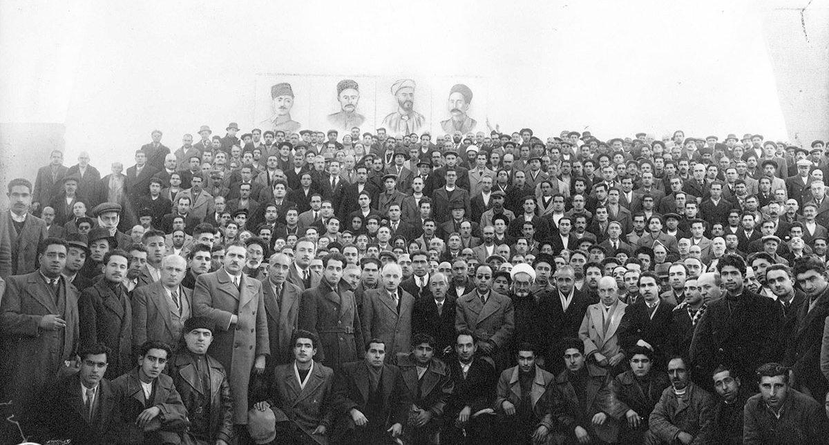 بیانیه مشترک سازمانهای سیاسی آزربایجان به مناسبت هفتادوپنج مین سالگرد ۱۲ شهریور