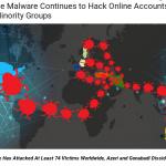 حکومت ایران با بد افزار، تلفن و کامپیوتر مخالفان را هک میکند