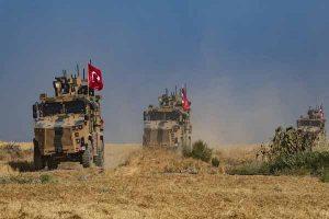 نیروهای ترکیه عملیات نظامی در شمال سوریه را آغاز کردند