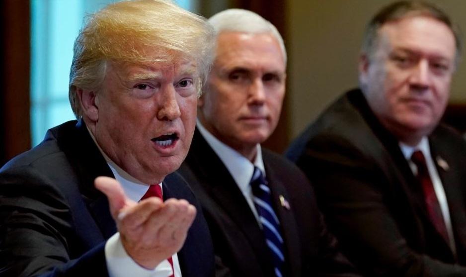 ترامپ: اگر ایران کاری کند، ضربهای بی سابقه خواهد خورد
