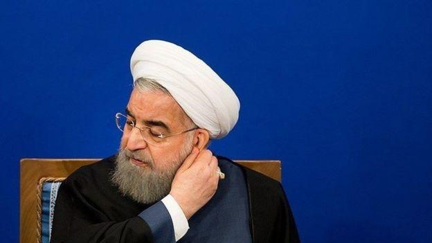 حسن روحانی: در سختترین روزهای پس از انقلاب هستیم