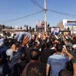 اعتراضات گسترده در الاحواز نسبت به قتل حسین حیدری شاعر ملی عرب