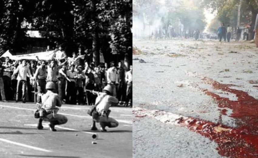 میرحسین موسوی: سرکوب اعتراضات آبانماه شباهت تمام با کشتار ۱۷ شهریور ۵۷ شاه دارد