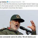 سناتور جمهوریخواه آمریکایی: رژیم ایران روزهای معدودی در پیش دارد
