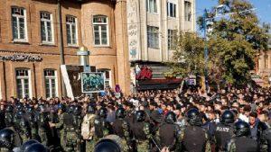 آمار جانباختگان، مجروحان و دستگیرشدگان اعتراضات اخیر