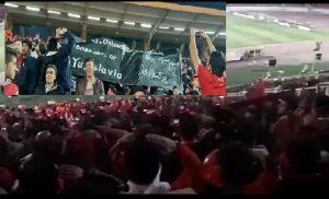 نگاهی به حوادث دیروز استادیوم «قوردلار دره سی» تبریز