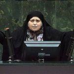 پروانه سلحشوری ارکان نظام را به باد انتقاد گرفت + صوت سخنرانی