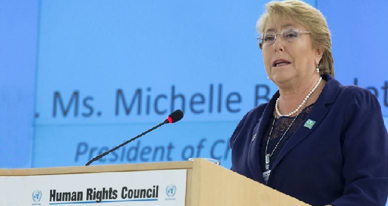 کمیسر عالی حقوق بشر سازمان ملل: تیراندازی ها به قصد کشت بوده است