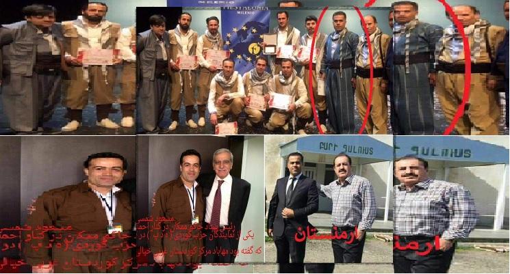 فعالیت فرهنگی با چاشنی تروریسم!