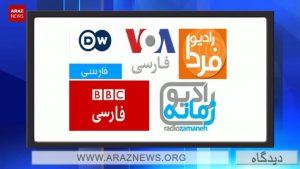 استاندارد دوگانه رسانه های فارسی در قبال مسئله حقوق بشر و زندانیان سیاسی در آزربایجان