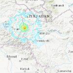 دهها نفر در پی زلزله در مرز آزربایجان جنوبی و ترکیه کشته و مجروح شدند