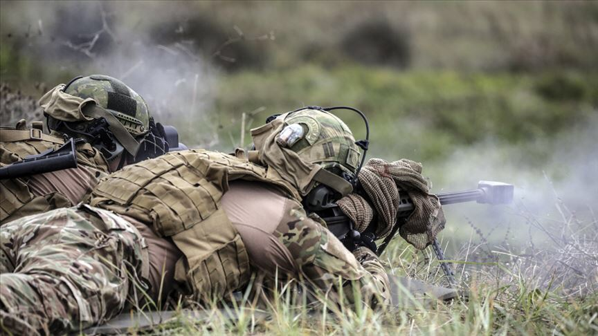 شهادت ۲۹ سرباز تورک در حمله هوایی رژیم اسد به ادلب
