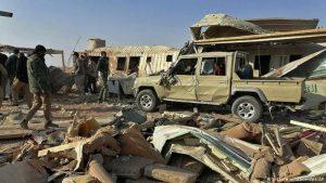 حمله به مواضع شبه نظامیان مورد حمایت ایران در عراق توسط آمریکا و بریتانیا