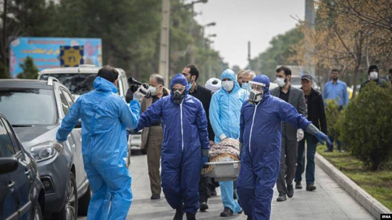 مبتلایان به کووید۱۹ در ایران به ۳۵۴۰۸ نفر رسید