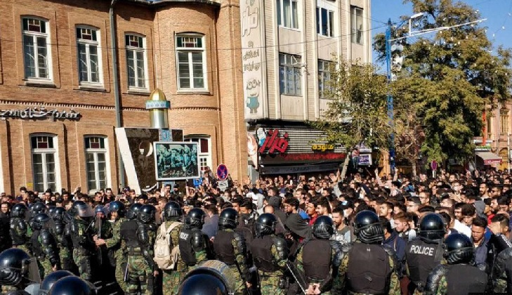 رای دادگاه ۶ تن از فعالین مدنی آزربایجانی بازداشت شده در حوادث آبان ۹۸ اورمیه صادر شد