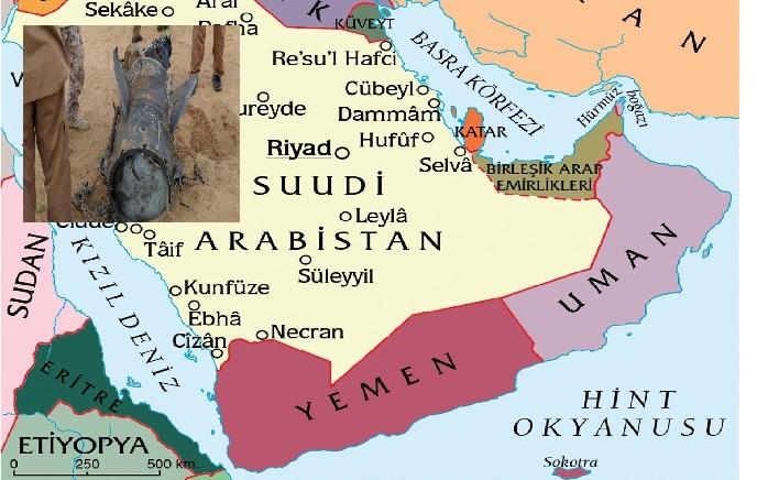 عملیات هوایی ائتلاف عربی علیه توان موشکی بالستیک حوثیها در یمن