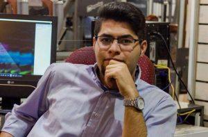 دادگاه علی عزیزی بعلت بازداشت وی در زندان تبریز غیابی برگزار شد