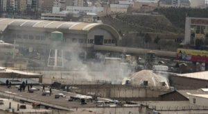 فوری: شورش در زندان تبریز؛ زندانیان مسلح شدهاند