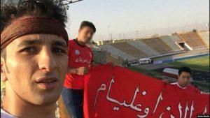 کاظم صفابخش فعال آزربایجانی محبوس در زندان اوین آزاد شد
