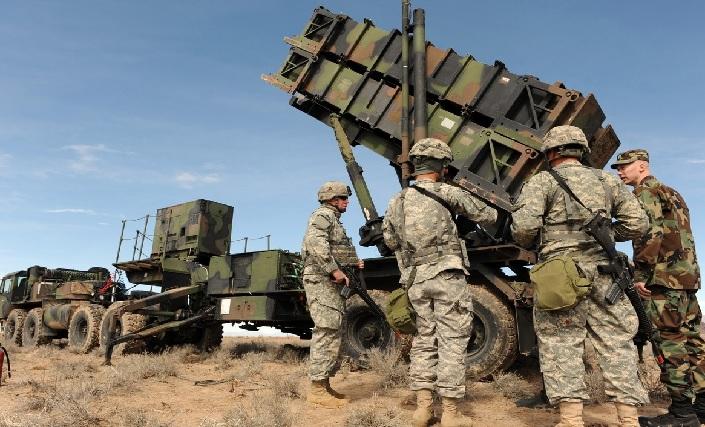 آمریکا سامانه پاتریوت را در مناطق مختلف عراق مستقر کرد