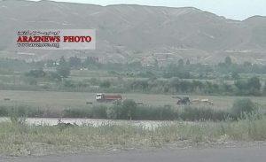 فعالیت شرکت های صنایع کشاورزی سپاه پاسداران در مناطق اشغالی قاراباغ