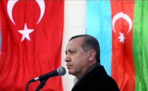 رئیس جمهور ترکیه سالگرد استقلال آزربایجان را تبریک گفت