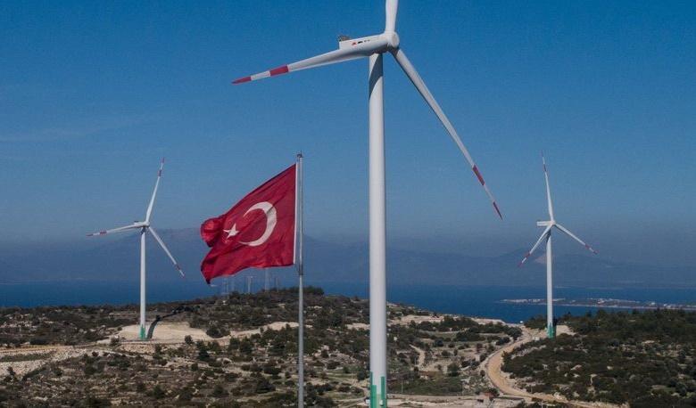 ترکیه ۹۰ درصد انرژی خود را از منابع تجدیدپذیر و داخلی تامین میکند