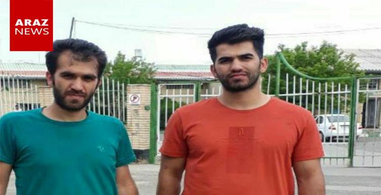 آزادی دو تن از فعالین ملی آزربایجانی بهنامهای علی و رضا واثقی