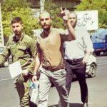 روزبه پیری فعال ملی آزربایجانی جهت اتمام حکم محکومیتش خود را به زندان مرکزی تبریز...