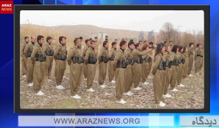 ادعاهای ارضی و فعالیت های تروریستی تشکل های کردی در آزربایجان غربی وارد مرحله جدیدی شده است