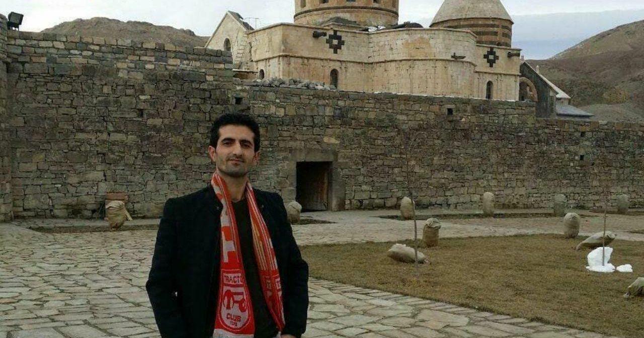رسول ایرجی فعال ملی آزربایجانی بازداشت شد