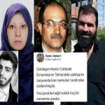 دستگیری فعالان تورک آزربایجانی در تبریز، اورمیه و تهران
