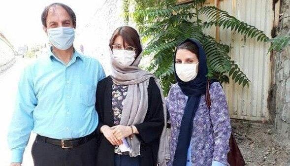 پریسا رفیعی جهت تحمل حبس به زندان اوین منتقل شد