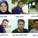 انتقال فعالین مدنی بازداشتی به اطلاعات؛ تفتیش منزل رحیم و سعدالله ساسانی