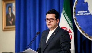 سخنگوی وزارت امورخارجه جایگزین سفیر رژیم ایران در جمهوری آزربایجان شد