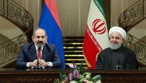 همکاری ایران در ارسال سلاح و مهمات به رژیم اشغالگر ارمنستان