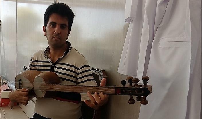 جواد روحی نژاد فعال ملی-مدنی آزربایجانی توسط اداره اطلاعات سایین قالا دستگیر شده است