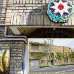 مراجعه جوانان در تبریز برای ثبت نام جهت آزادسازی قره باغ به کنسولگری آزربایجان شمالی
