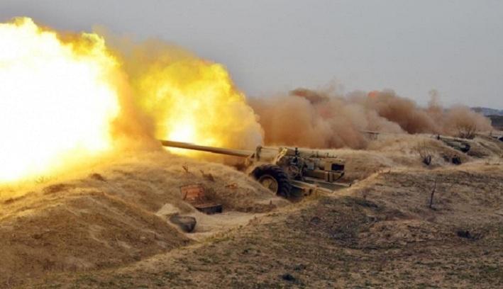 ارمنستان اشغالگر مناطق مسکونی جمهوری آزربایجان را بمباران کرد / دولت آزربایجان به ارتش دستور مقابله داد