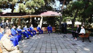 الهام علیاف: تنها در صورت عقبنشینی ارمنستان درگیریها متوقف خواهد شد