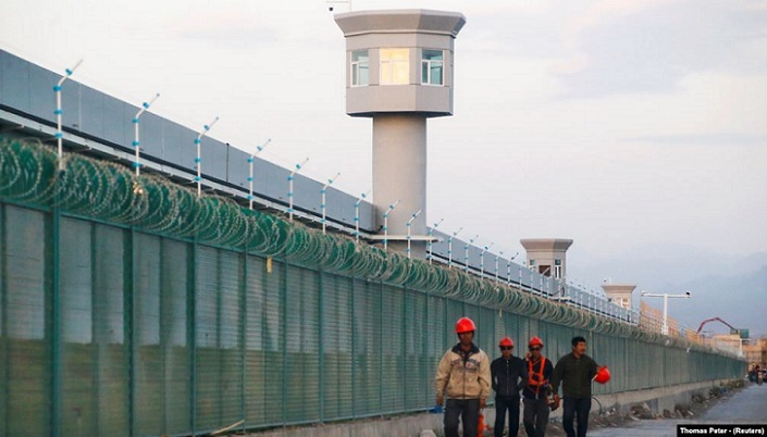 شبکه بازداشتگاهی چین در سینکیانگ «بسیار بزرگتر از آن است که تصور میشد»